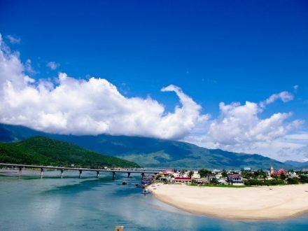 Lang Co Beach - Transfer To Hoian
