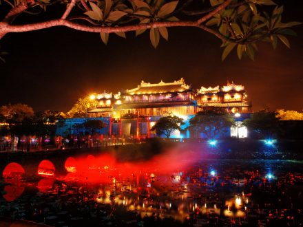 Transport From Danang To Hue By Private Car